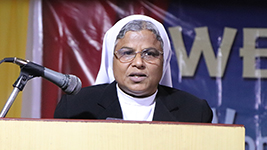 Sr. Philomena Mathew